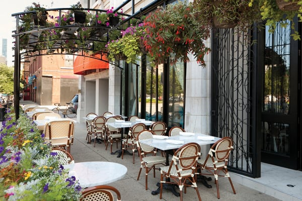 This Elegant Restaurant Has Incredible Food, Delicious Cocktails, And Even  Though The Patio Is Small, ...