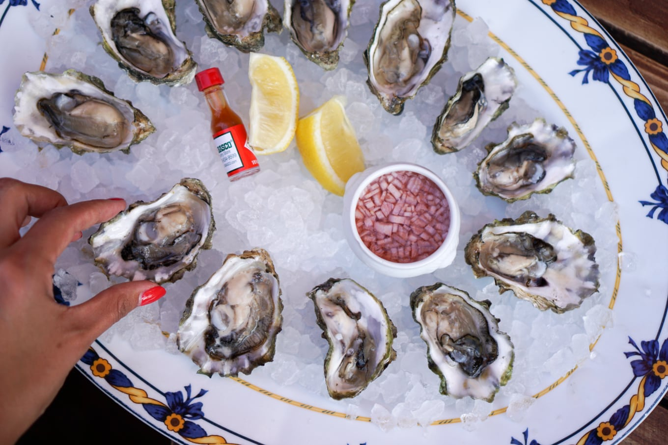 Cava Oysters - Kansas City