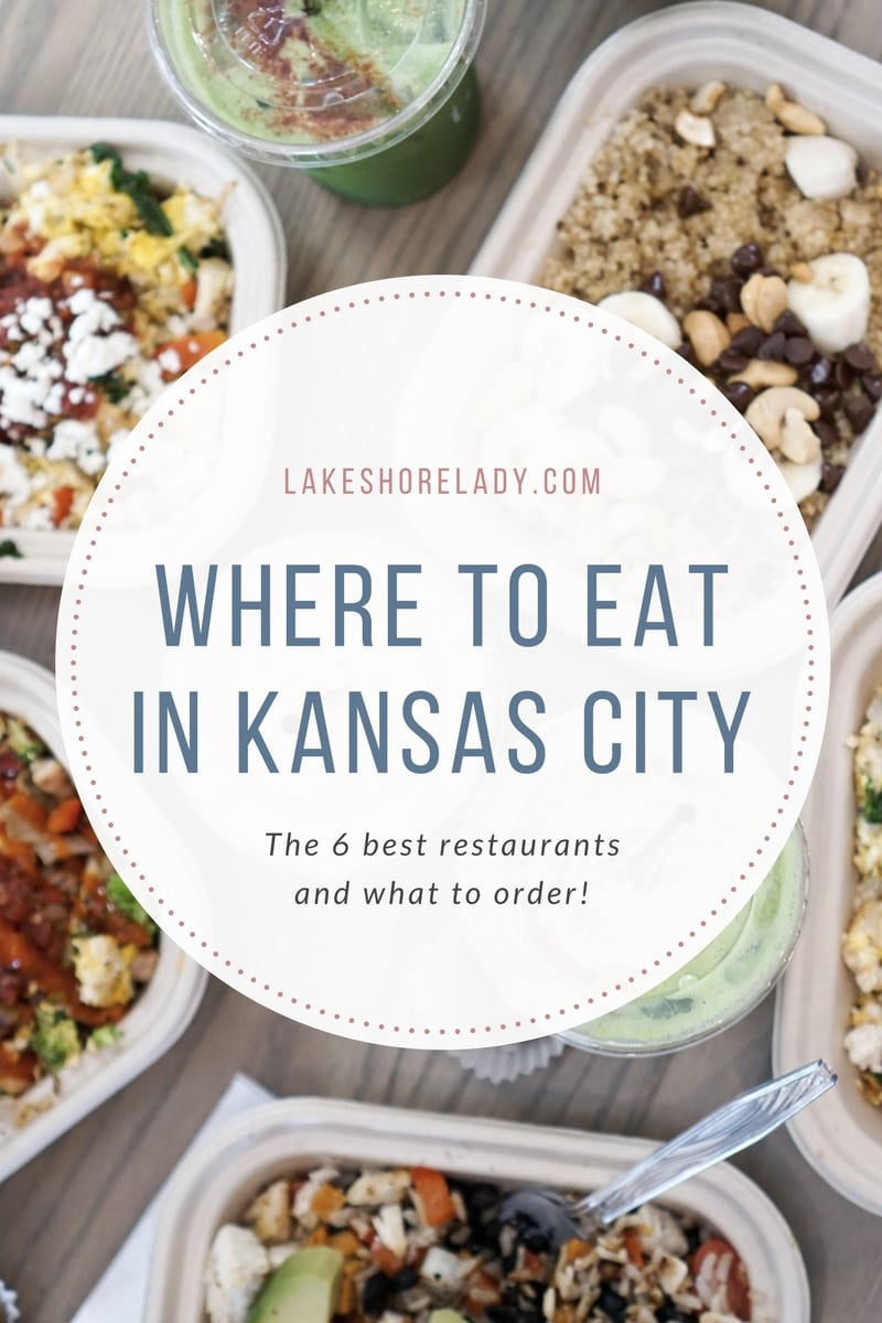 Where To Eat in Kansas City