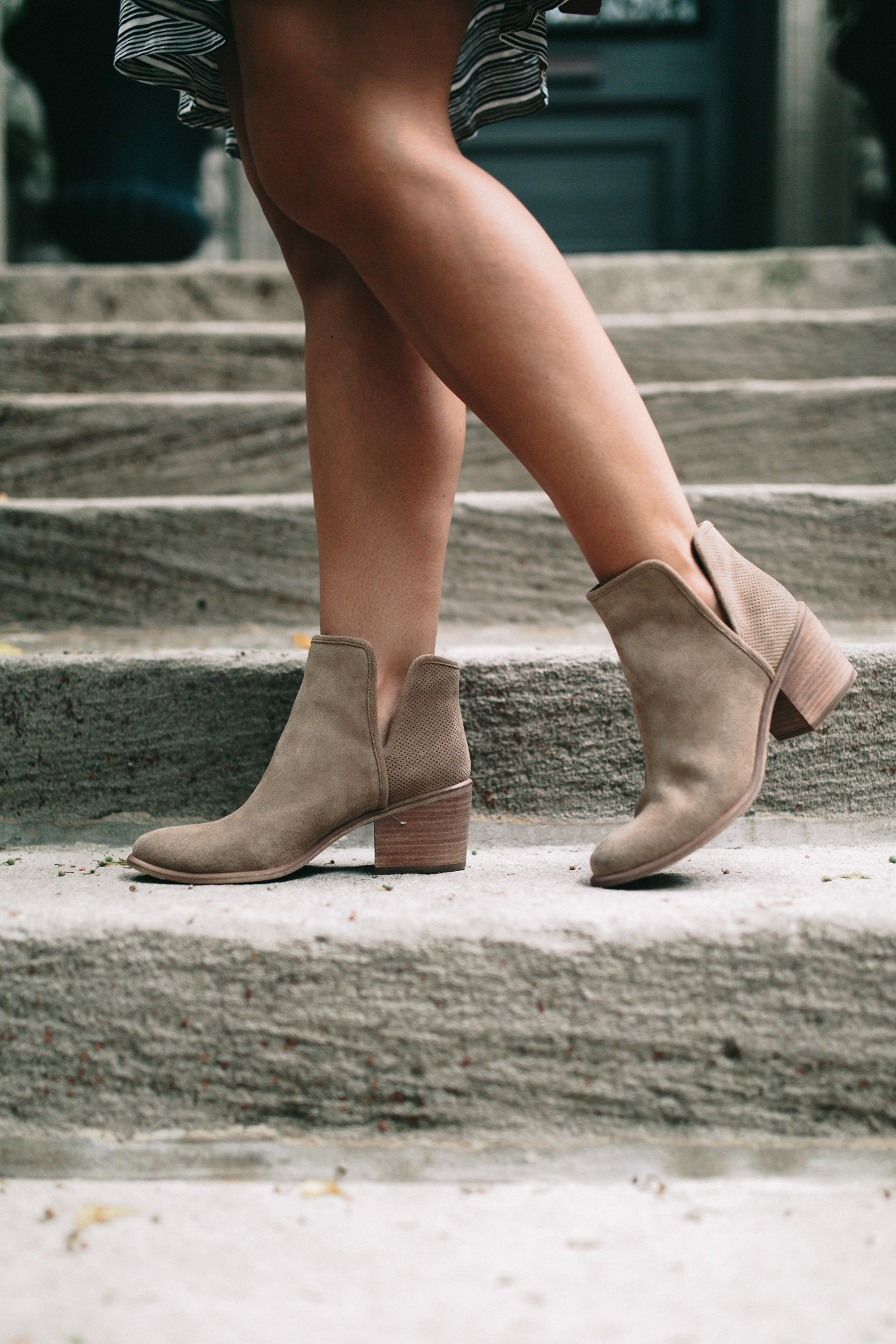 Neutral Booties
