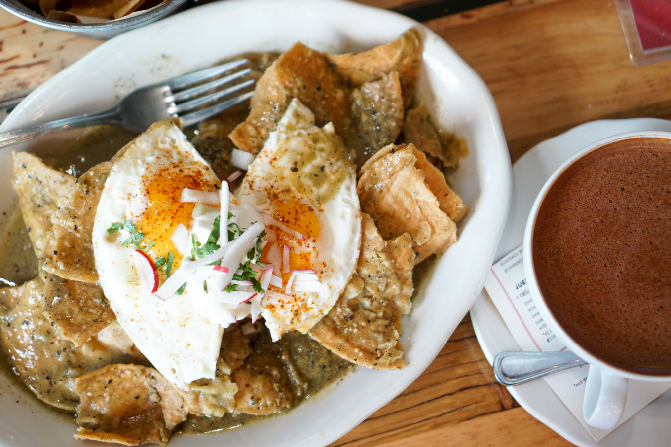Port Fonda Chilaquiles