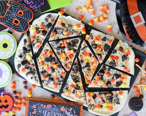 Spooky Gift Idea: Halloween Bark