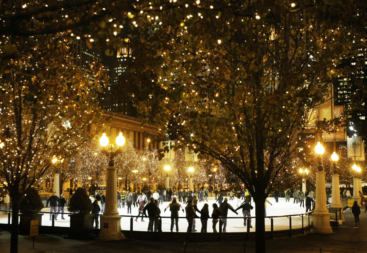 Holiday Activities in Chicago