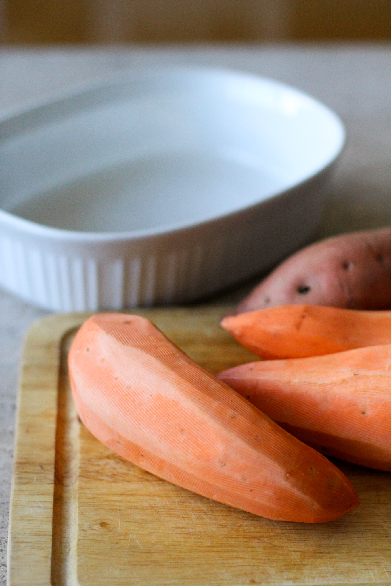 how to cook candied sweet potatoes
