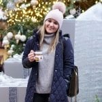 A Christmas Giveaway – Win My Favorite Pom Hat!