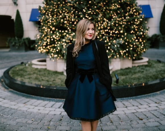Wrapped in a Velvet Bow