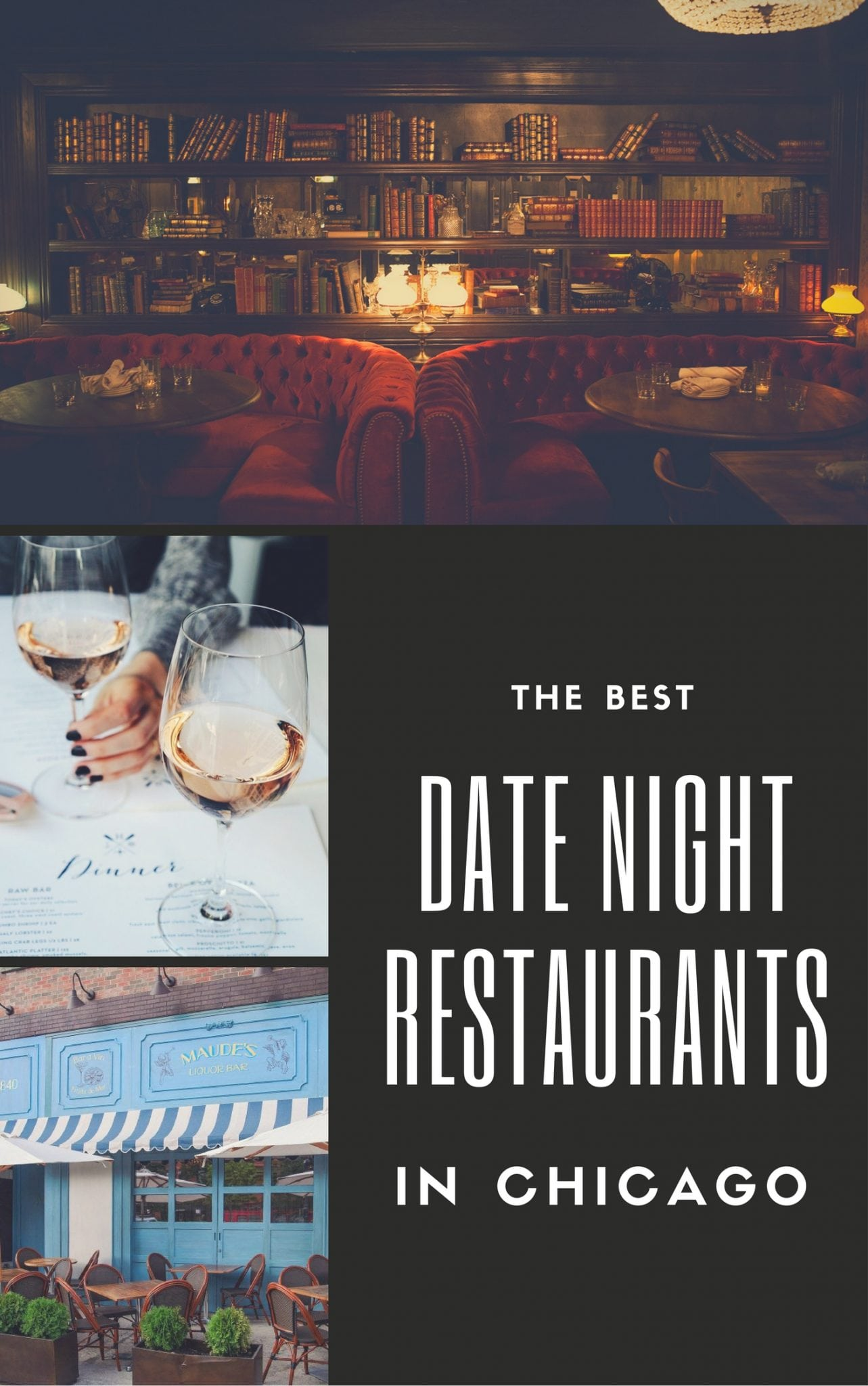 Chicago date night restaurants: The top 15 date night restaurants in Chicago
