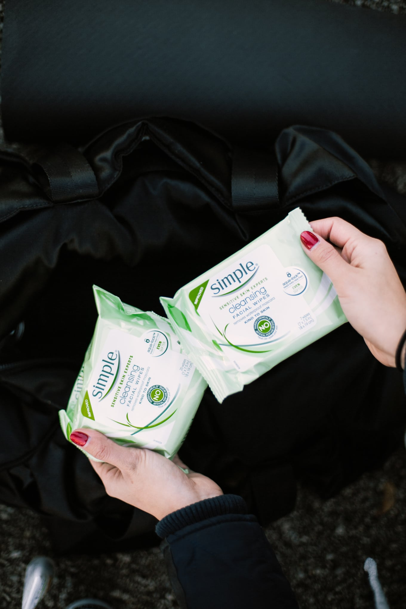 Post-Workout Skincare Tips: Simple Wipes