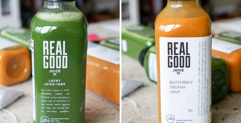 I tried a 3 Day Soup and Juice Cleanse and here's what I thought…