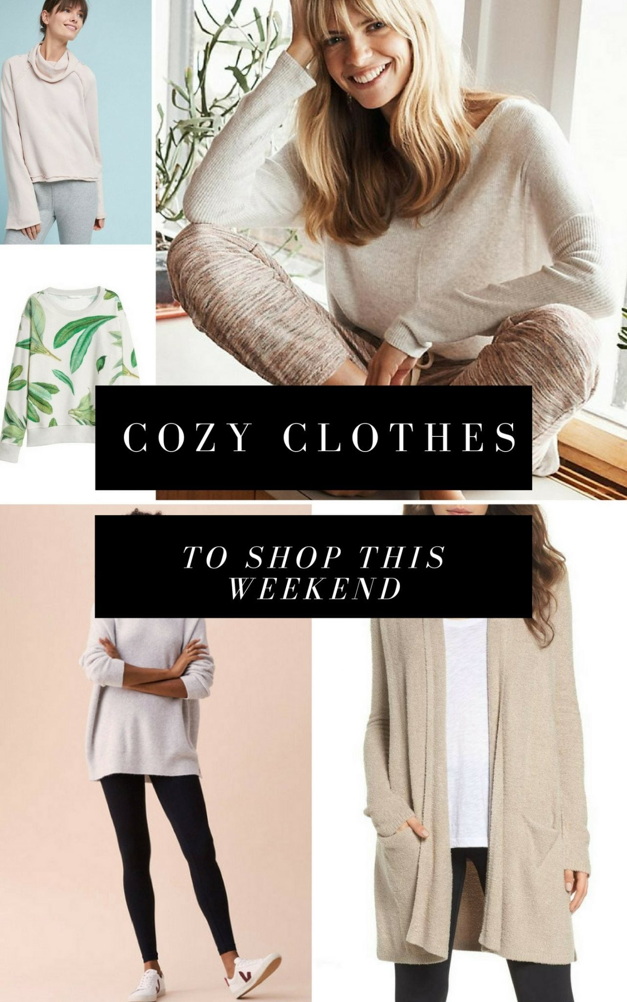 Cozy Clothes