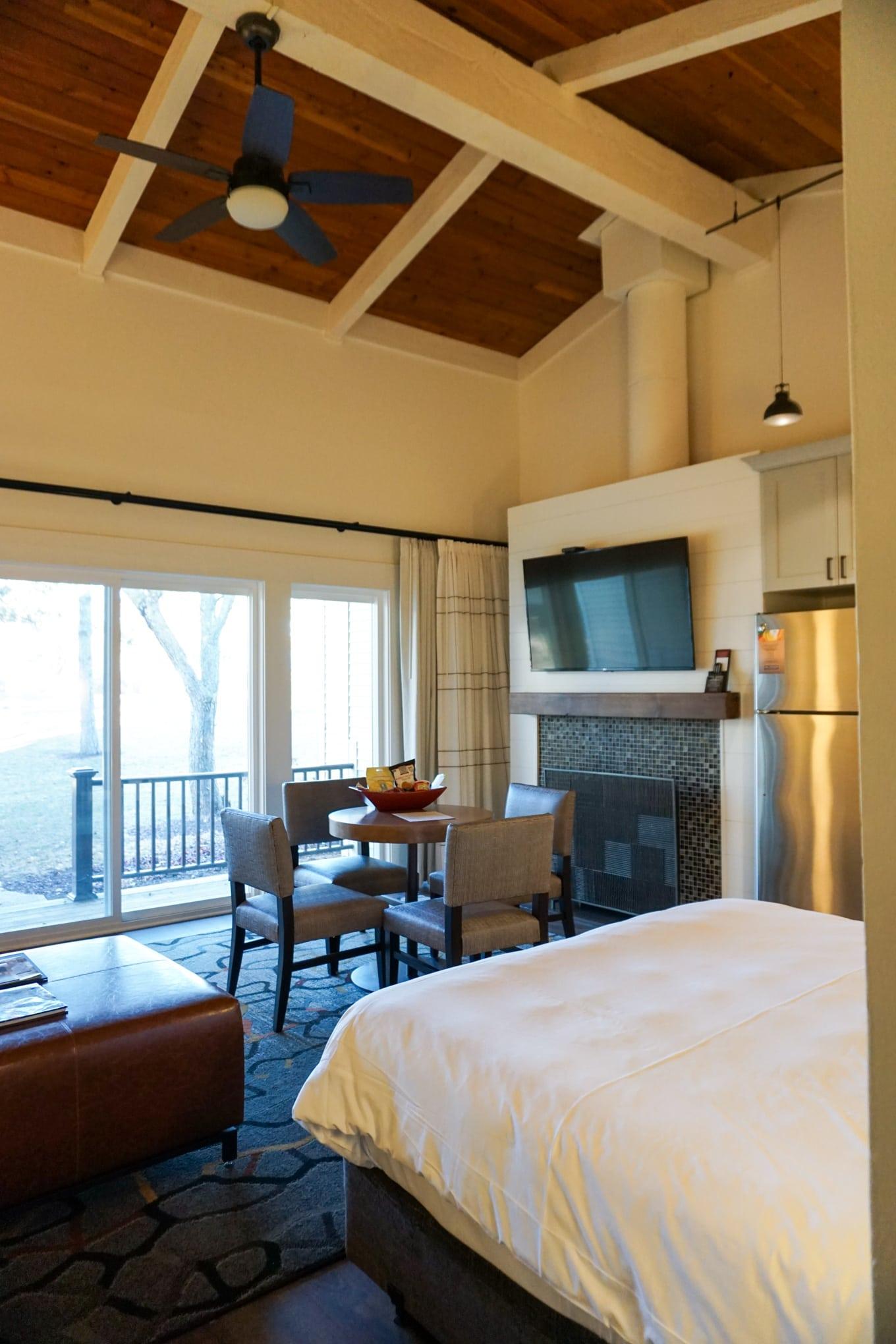 The Grand Geneva Hotel Rooms