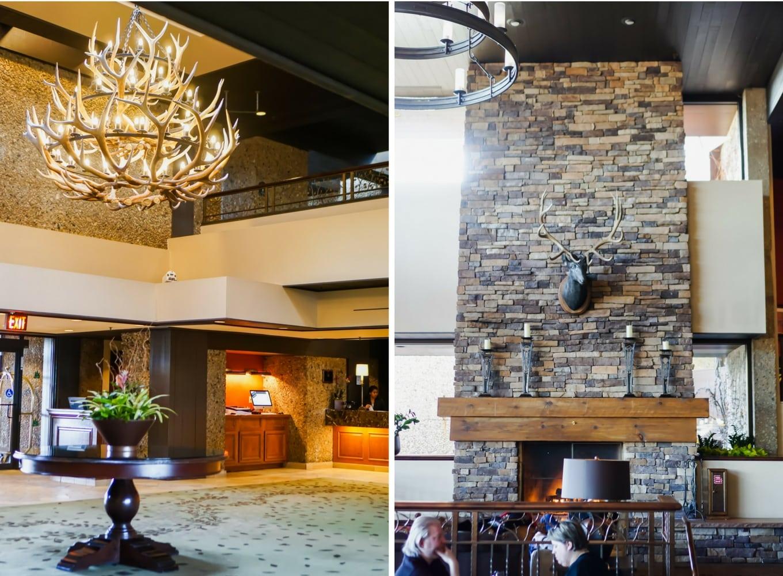 The Grand Geneva Hotel Lobby