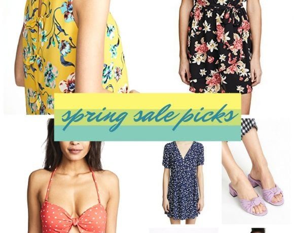 Spring Goodies to Snag on Sale!