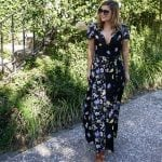 Floral Maxi Dress for Petites