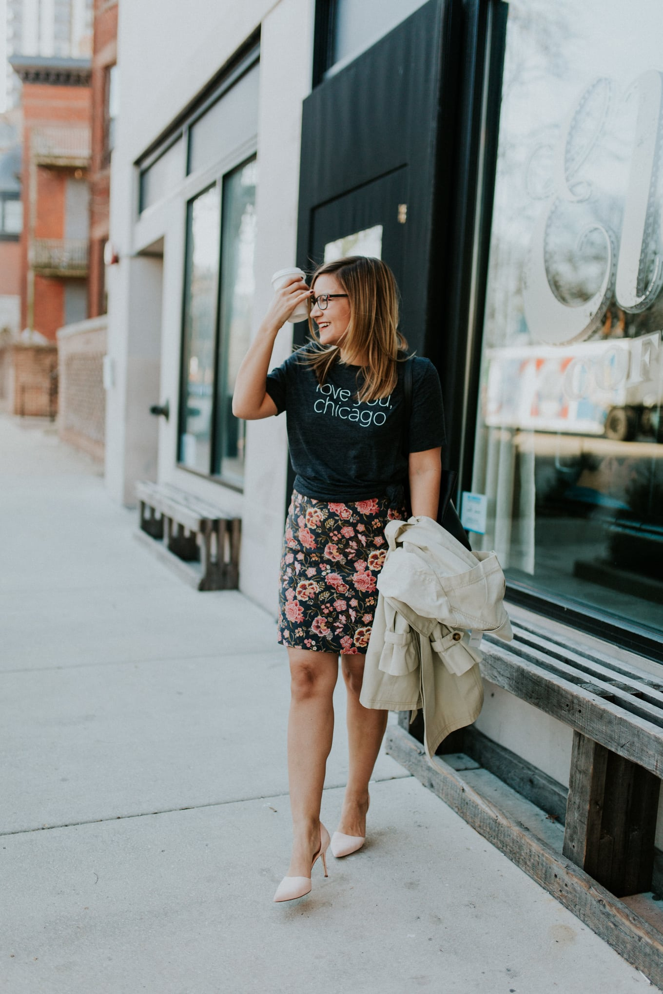 Chicago Fashion Blogger: Lauren Nolan of Lake Shore Lady
