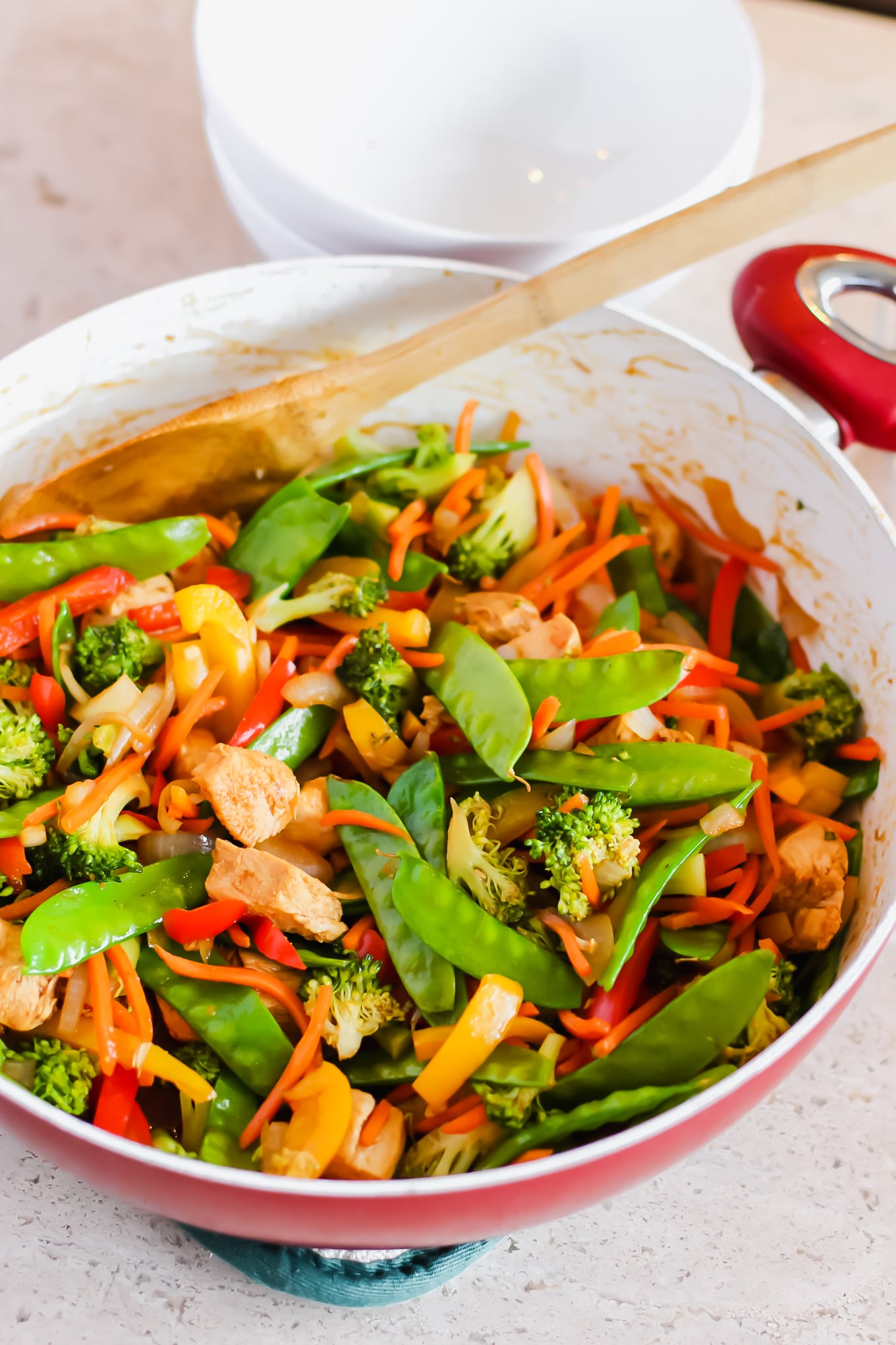 Asian Chicken Stir Fry Recipe