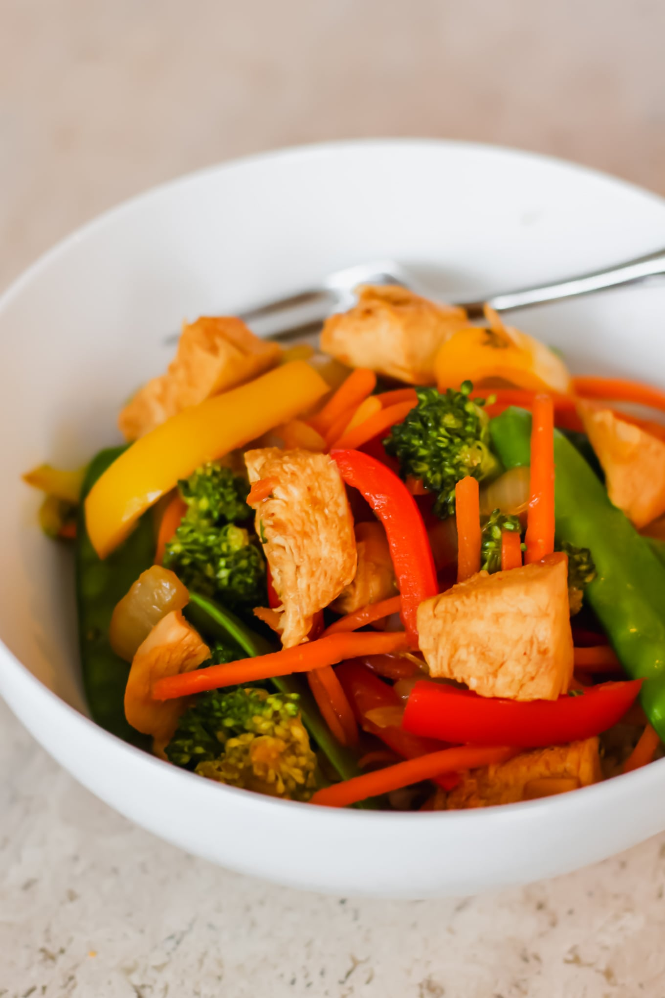 My Go-To Stir Fry Recipe