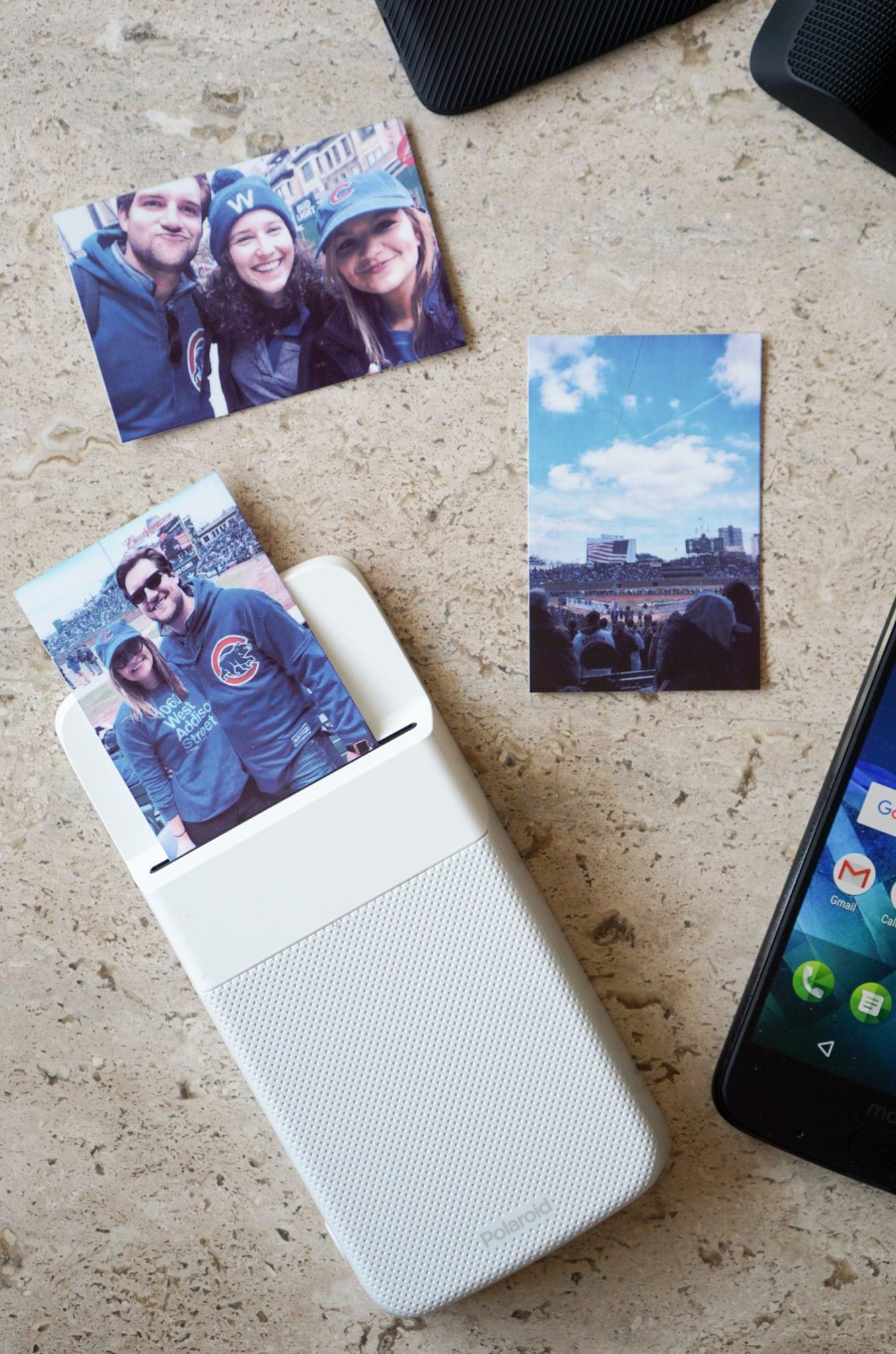 Moto z2Force Instant Photo Printer
