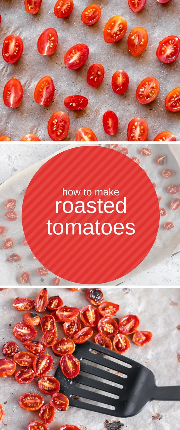 Easy Roasted Grape Tomatoes