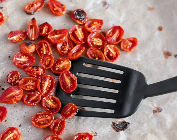 Easy Roasted Grape Tomatoes