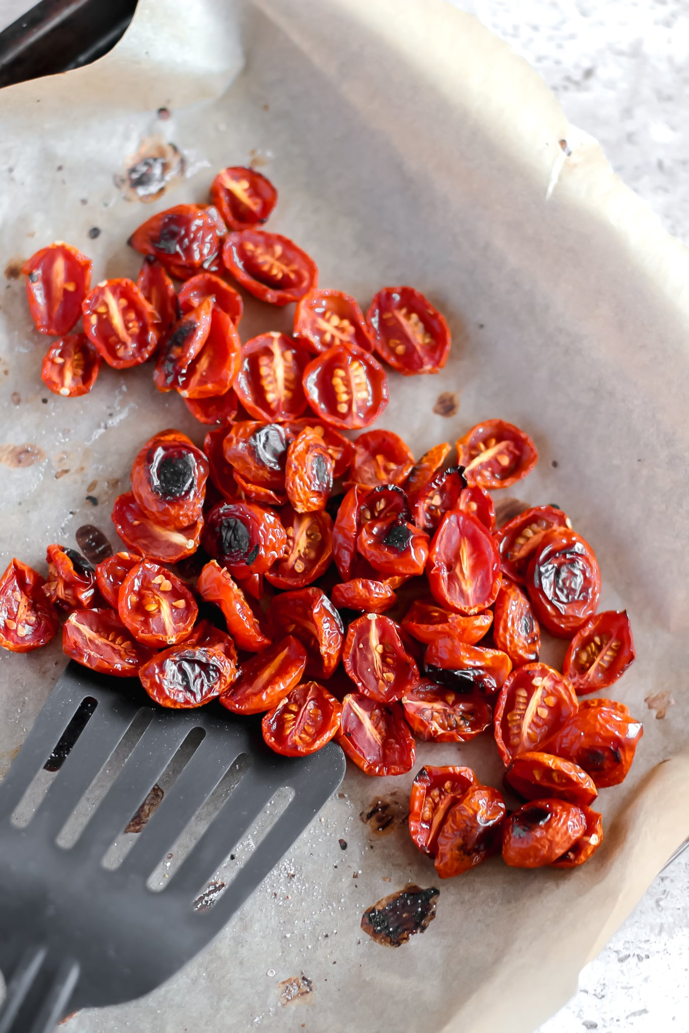Easy Roasted Grape Tomatoes Recipe