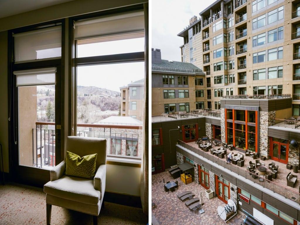 Colorado Westin Riverfront Hotel