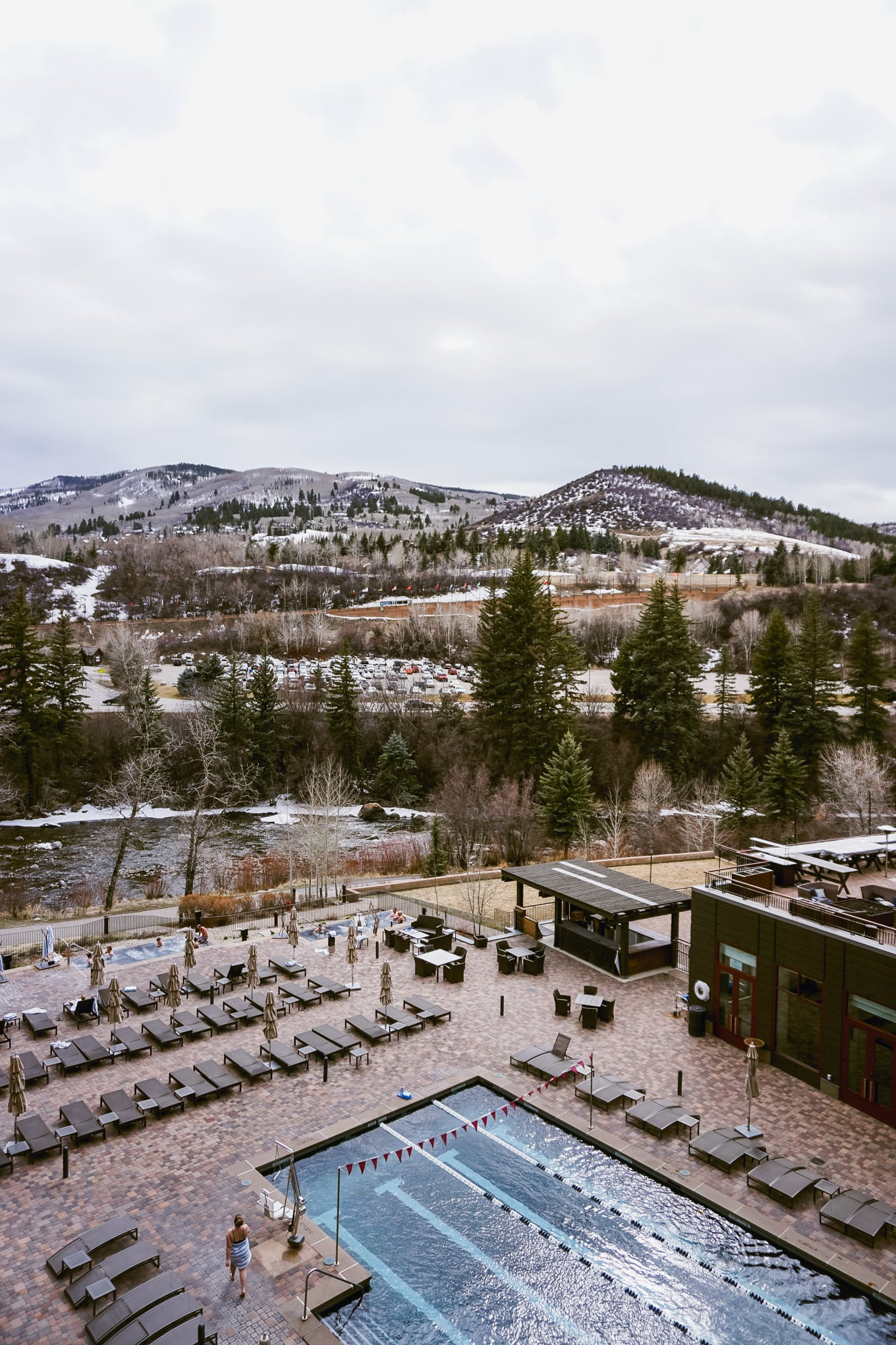 Westin Riverfront Hotel in Colorado