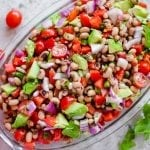 BBQ Side Dish: Black Eyed Pea Salad