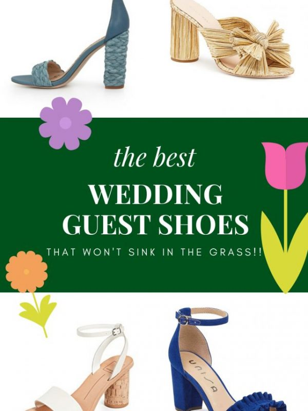 casual wedding guest shoes