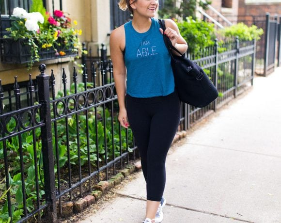 Monthly Fitness Recap: June 2018 (and a July Workout Planner!)