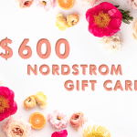 4th of July Sales + a Nordstrom Giveaway!