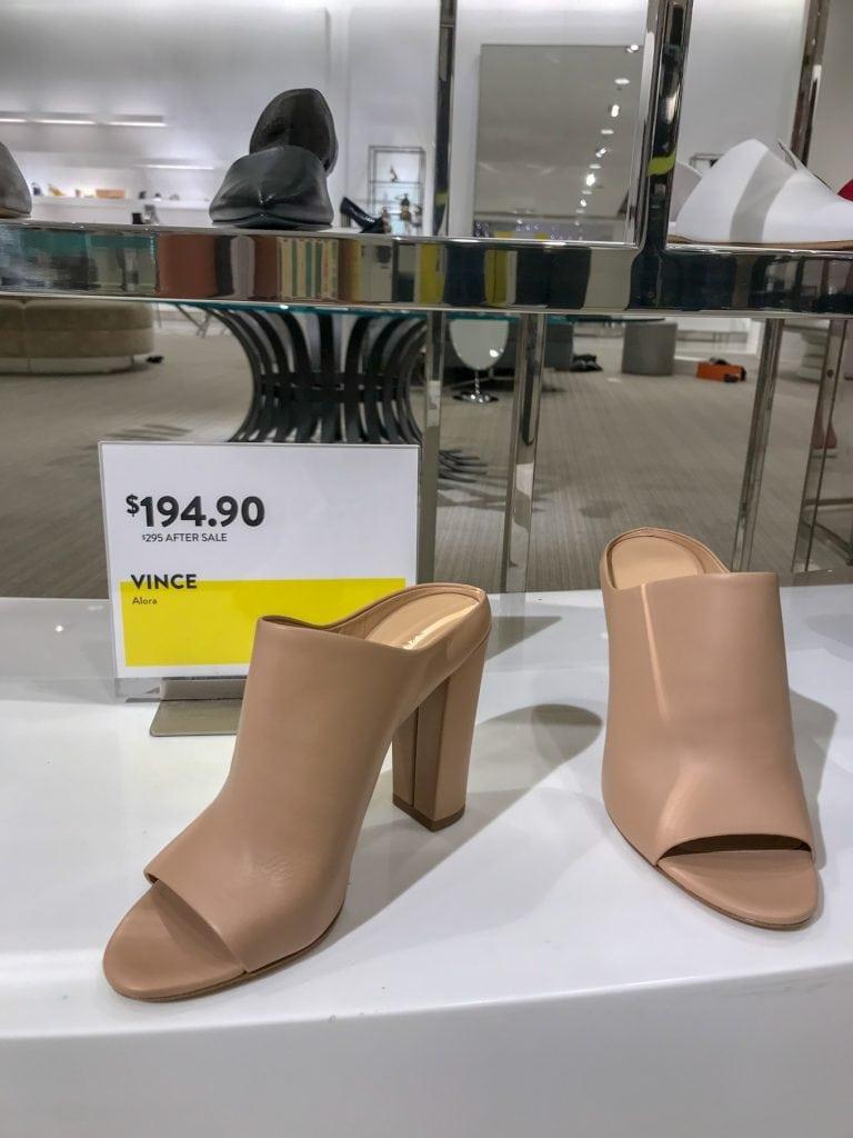 Vince Alora Mule - Nordstrom Sale
