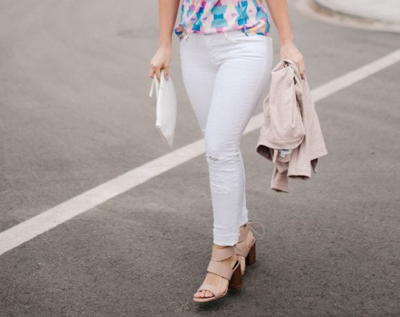 The Best White Jeans (My favorites + yours!)