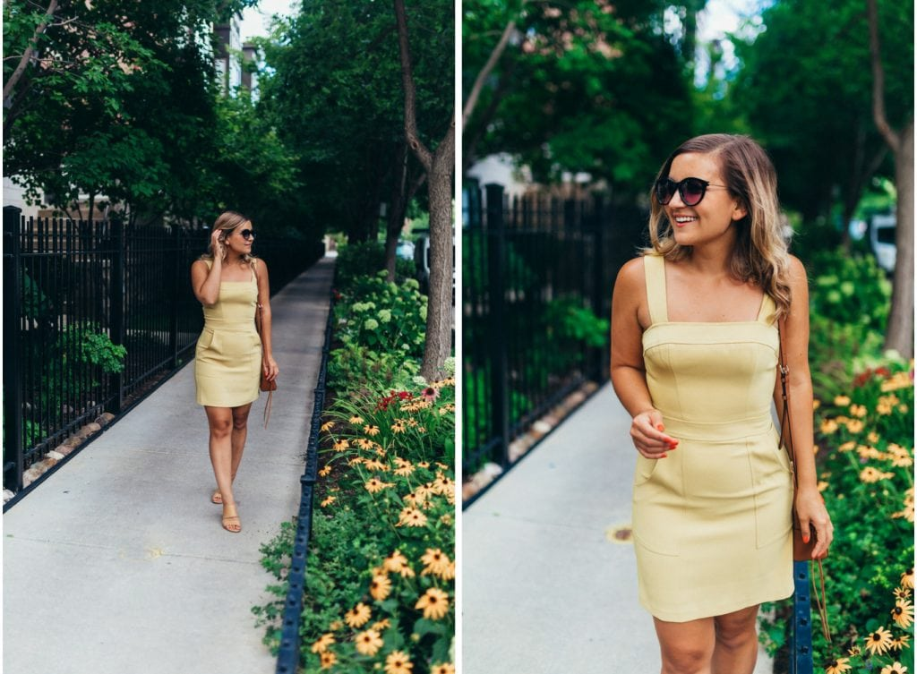 Marigold Dress | Lake Shore Lady