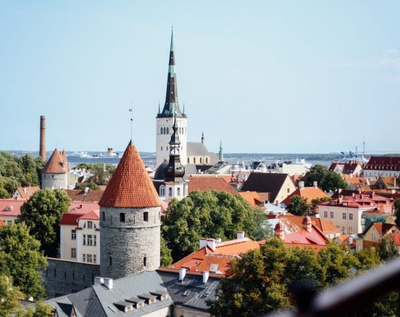 A Day Trip to Tallinn, Estonia