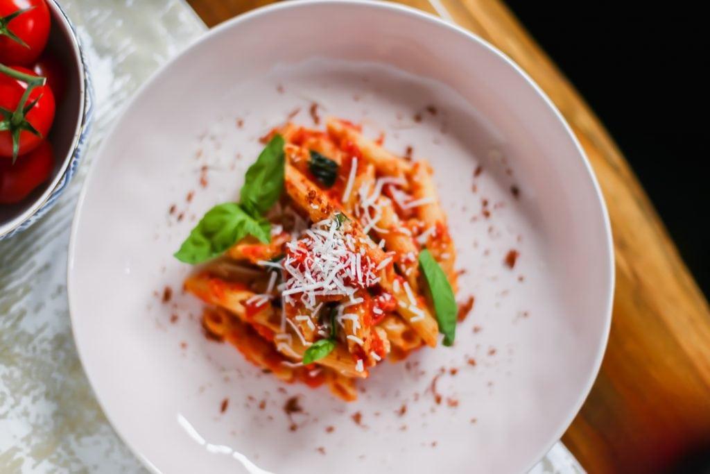 Homemade Pomodoro Sauce