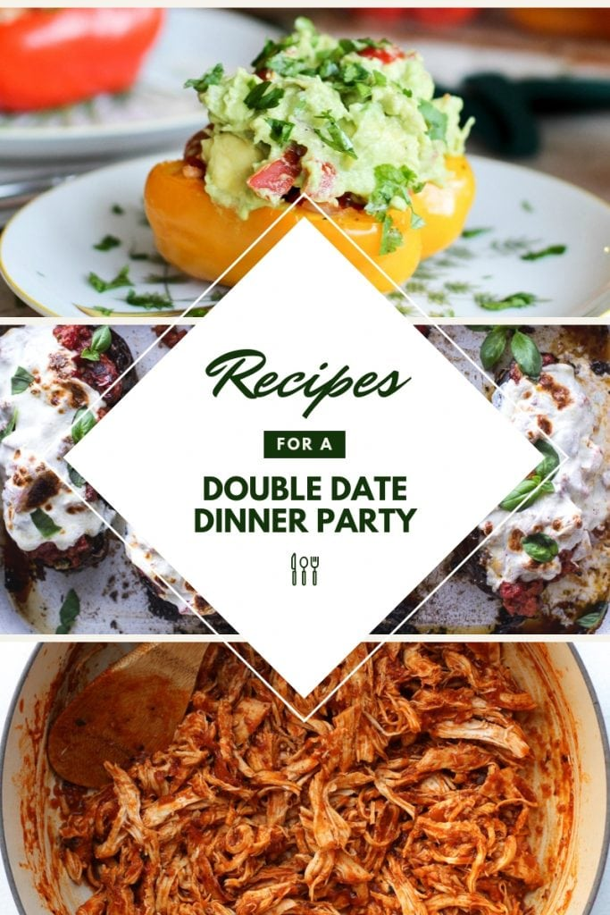 Dinner Party Recipes - Lake Shore Lady