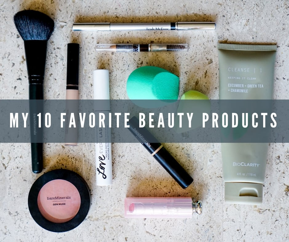 The 10 Best Beauty Products I Own by Lauren Nolan