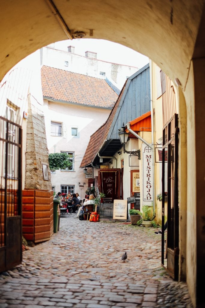 What to do in Tallinn, Estonia | Lake Shore Lady