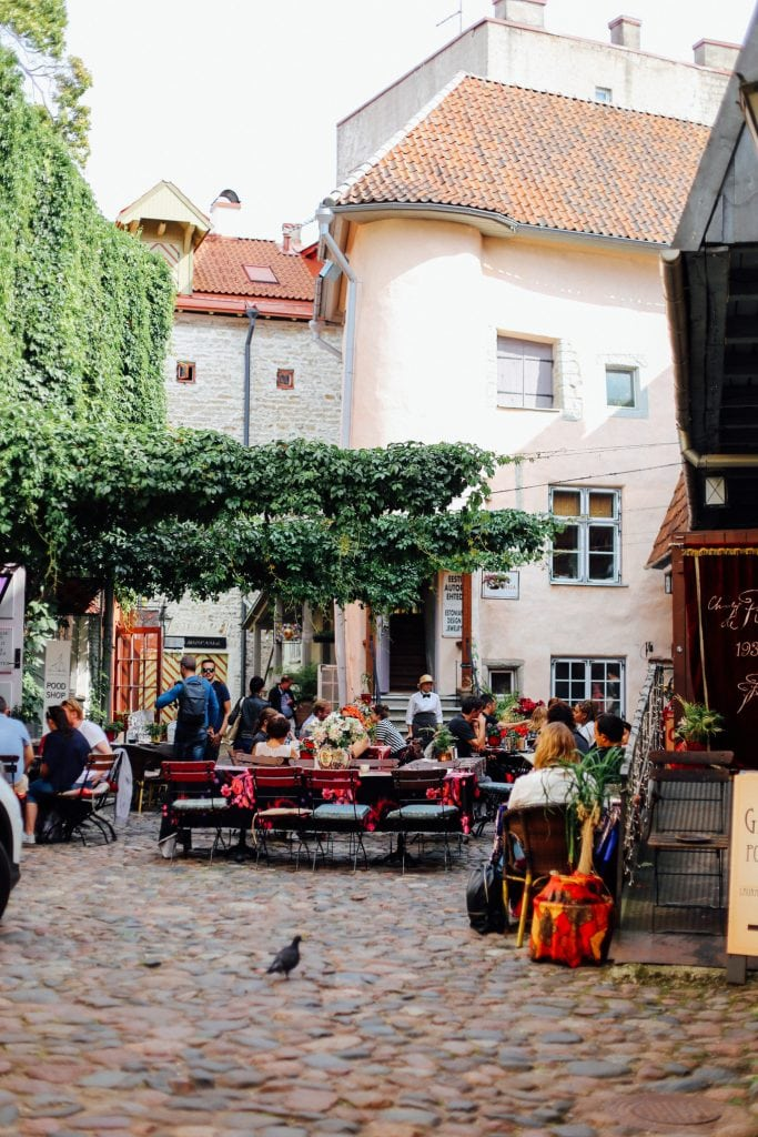 What to do in Tallinn | Lake Shore Lady