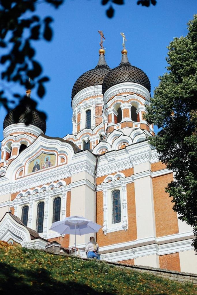 St. Alexander Nevsky Cathedral, Tallinn