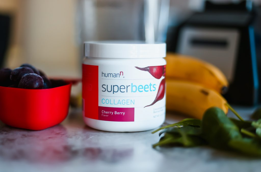 Humann SuperBeets Collagen