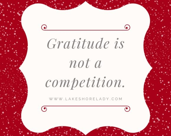 Mindful Monday: Thanksgiving Edition
