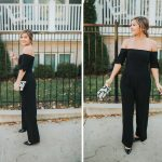 The Perfect Off The Shoulder Jumpsuit for Any Occassion