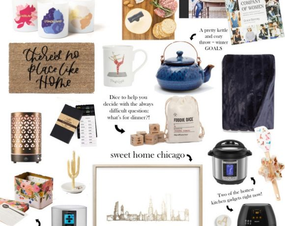 2018 Gift Guide for the Home