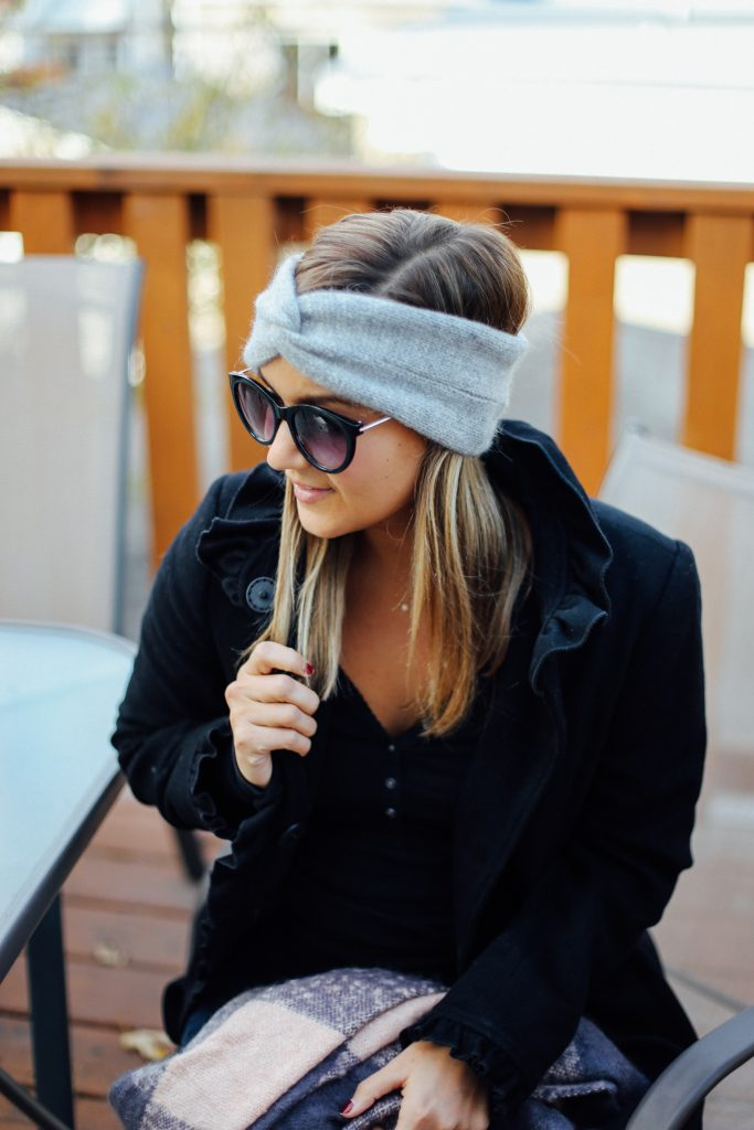 My Favorite New $25 Winter Headband + Accessories for the Cold