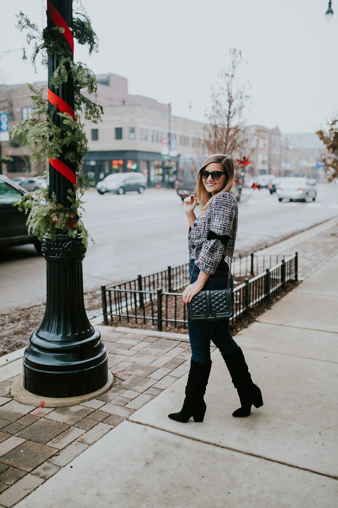 How To Style A Tweed Jacket (so you don't look like a Grandma)