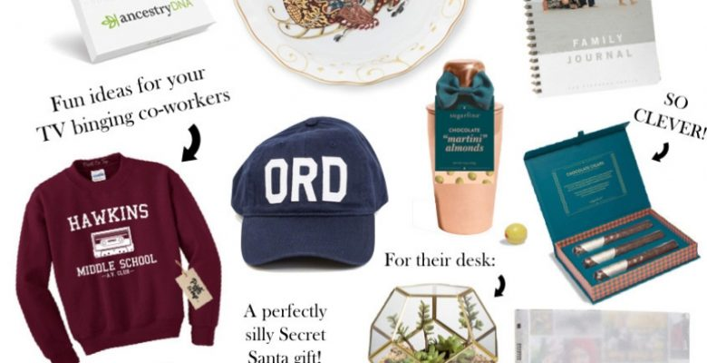 2018 Gift Guide: Gifts For People Who Are Hard To Shop For