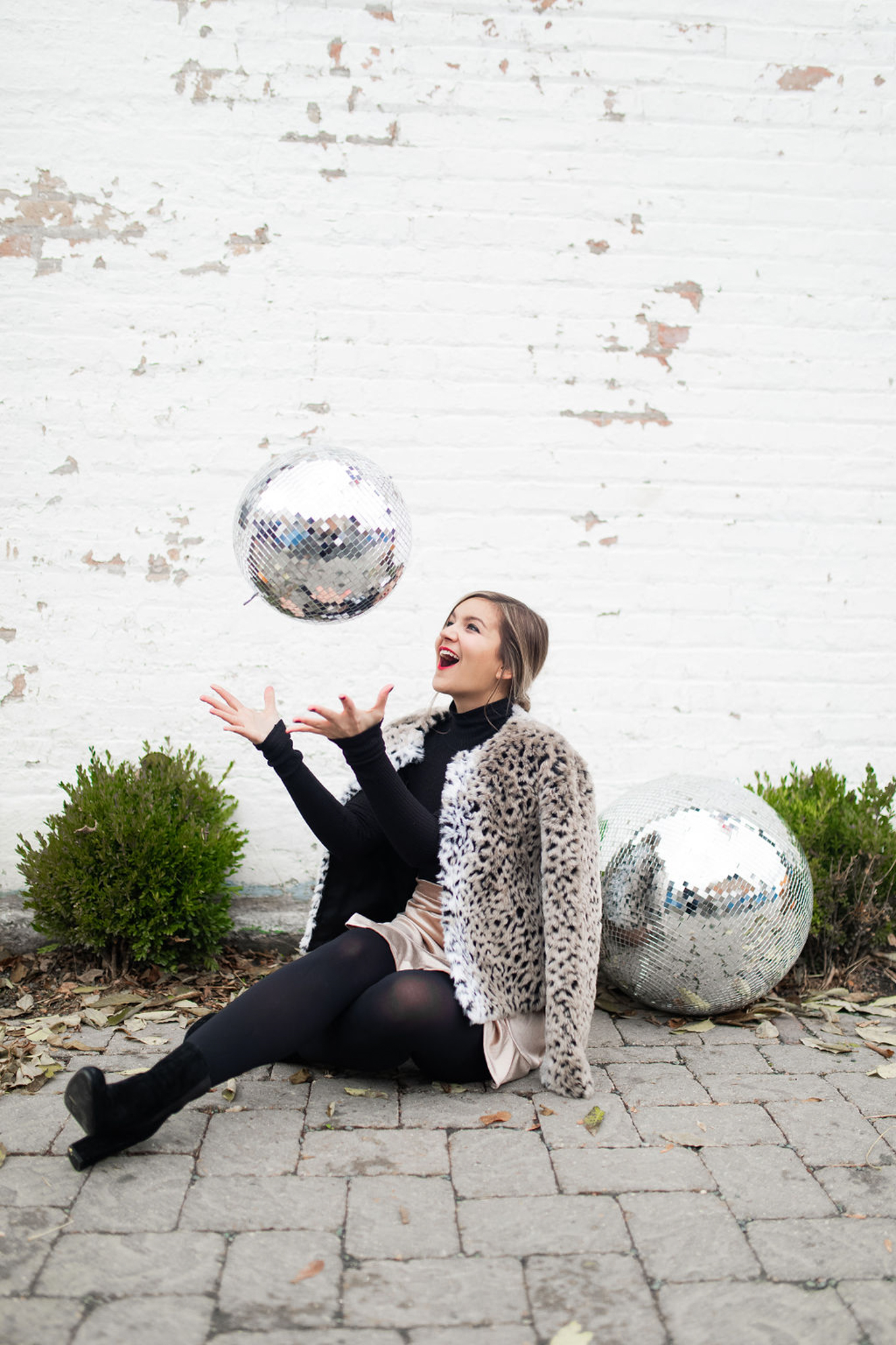 A Warm NYE Outfit + 20 Festive Tops Under $100