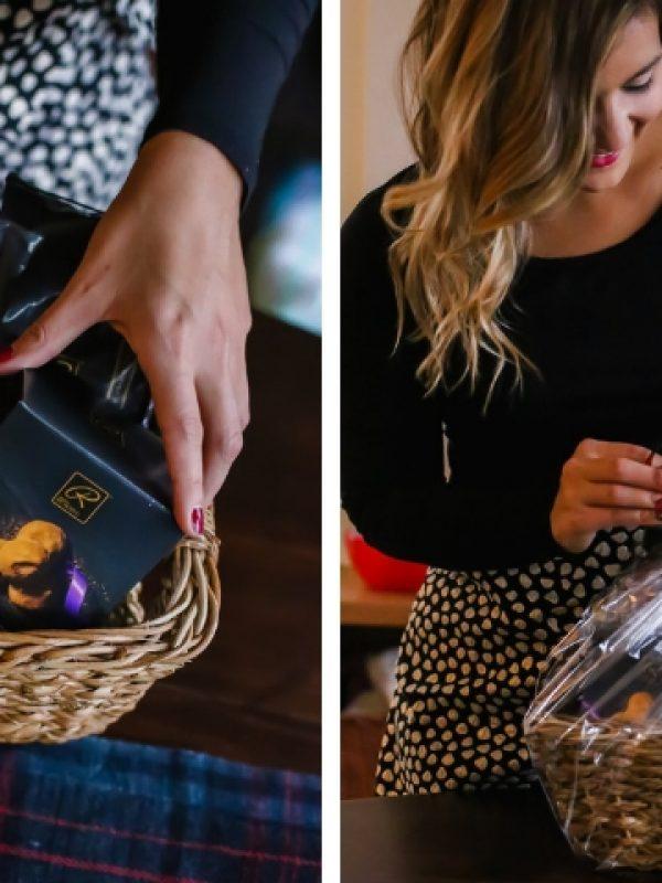 singature reserve gift basket
